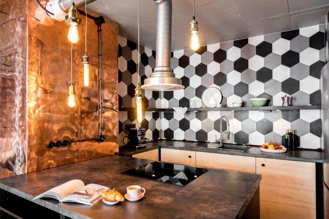 Kitchen Tile Design in Bend Oregon